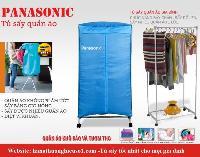 Tủ sấy quần áo Panasonic 2 tầng mới