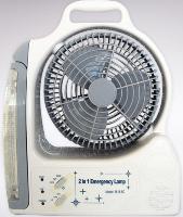 Quạt tích điện Emergency 1618-6C